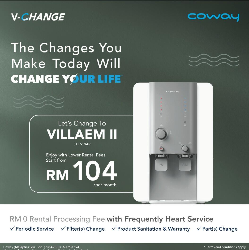 V-CHANGE Promo